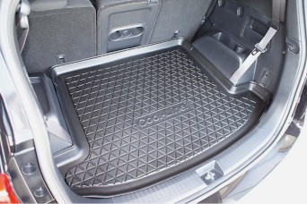 Rubber boot mats